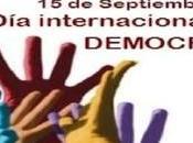 Internacional Democracia: celebraciones reflexiones