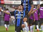 Querétaro vence Monterrey Liga