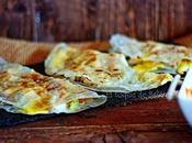 Tacos orientales vietnamitas bánh tráng