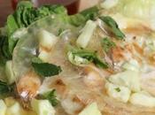 Tacos pollo vietnamitas para reto Cocinas Mundo
