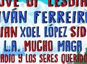 Intro Music Festival 2016: Love Lesbian, Iván Ferreiro, Dorian, Xoel López, Sidonie, L.A...
