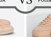 Parecidos razonables: ¿Qué tiene Veja todos inspiran zapatillas?