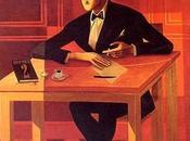 Fernando pessoa, estilográfica, cigarrillo taza café: intrahistoria retrato conocido