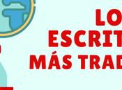 escritores traducidos