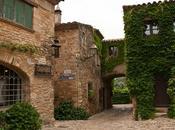 Peratallada, pueblo Medieval anclado tiempo