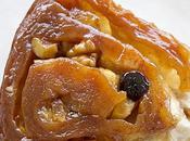 Rolls Manzana, canela caramelo