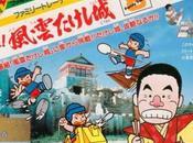 Totsugeki! Fuuun Takeshi-jou (Humor Amarillo) Nintendo Famicom traducido inglés