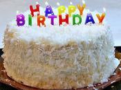 Porque celebran cumpleaños torta