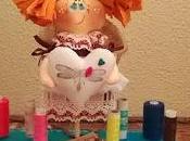 Taller portahilos bendito cupcake