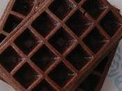 Gofres calabacin chocolate