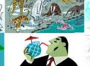 Greenpeace alía ilustradores Ártico