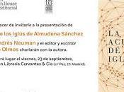 """Presentación Acústica Iglús"""" Almudena Sánchez"""