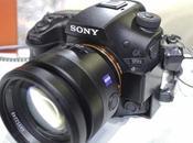 Sony Toma contacto nueva réflex full frame espejo translúcido Photokina