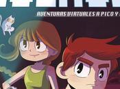 #QueEstasLeyendo: Toca Libro Juvenil MULTICOSMOS Aventuras Virtuales Pico Pala Pablo Reyna
