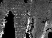 Científicos logran descifrar copia calcinada Antiguo Testamento