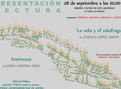 Presentación Madrid vela náufrago Anémona