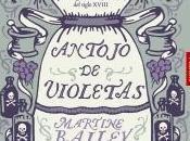 Antojo violetas, Martine Bailey