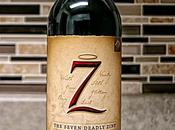 Seven Deadly Zins 2013