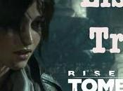 Revelada lista trofeos Rise Tomb Raider: Year Celebration