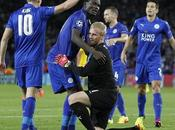 Leicester City venció Porto Champions League