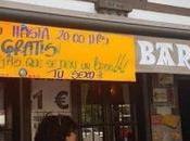 Bilbao. Pareja chicas discriminadas.