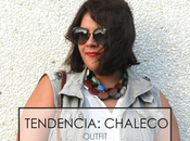 Tendencia chaleco outfit