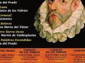 """Calendario Fechas """"Jornadas Cervantinas"""""""
