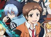 Animes visto verano: Primera Parte