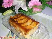 Pudin manzana