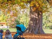 Nueva silla paseo para bebés Britax Smile