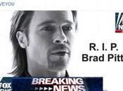 """Falsa Noticia """"Brad Pitt"""" Roba Contraseña"""