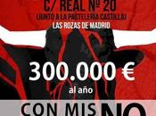 Concentración Antitaurina Octubre Rozas (Madrid)