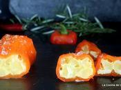 Pimiento Italiano relleno Tortilla Patata