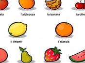 Píldoras italiano: fruta