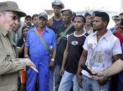 EE.UU evacuado Base Naval Guantánamo. Raúl Castro recorre Santiago Cuba