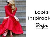 #Divitips Looks Inspiración usando algo rojo