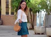 Outfit Tonalá skort