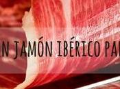 Recetas jamón ibérico