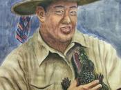 Toshihiro Harada, pintor dinosaurios