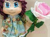 Fofucha muñeca rusa