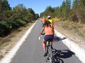Turismo bici Landas
