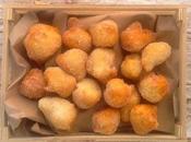 Sfinci buñuelos sicilianos