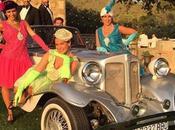 Boda Exclusive Weddings inspirada años
