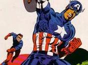 Capitán América necrofílico Steranko