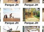 #ParqueJH: Comienzan obras remodelación