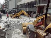 recreo- obras recuperacion realizadas sector chacaito convenio entre barrio tricolor-gdc