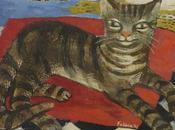 gatos pintora inglesa: Mary Fedden