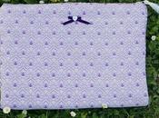 Cómo hacer carpeta tela