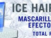 """""""Ice Hair Mask"""" revolucionaria mascarilla capilar Efecto Frío Laboratorios VÁLQUER"""
