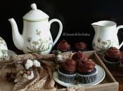 Cupcakes puro Chocolate